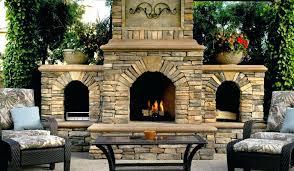 outdoor gas fireplace kits new burners regency s houspiration with regard to 33
