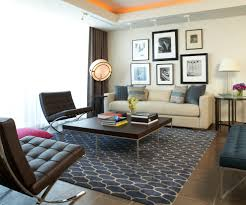 Navy Rug Living Room Navy Rug With White Wood Living Room Contemporary And Modern Wall