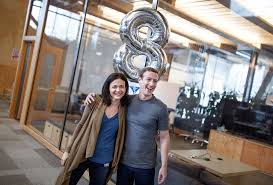 facebook office in dublin. Sheryl Sandberg, Facebook COO Celebrating Her 8 Year Faceversary. Faceversaries Are Our Work Anniversaries Office In Dublin