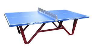 Ping Pong Table Comparison Chart Joola Externa Megaspin Net