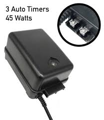 Outdoor Lighting Transformer Amazon Com Malibu 45 Watt Low Voltage Outdoor Lighting