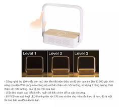 Đèn Led 3in1 WILIT A15B loa bluetooth đèn 3 chế độ Sạc không dây tương  thích với tất cả Smartphone độ bền cao lên đến 30.000 giờ (Nhập khẩu Đức)