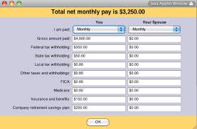 Monthly Expenses Calculator House Budgeting Calculator The Newninthprecinct