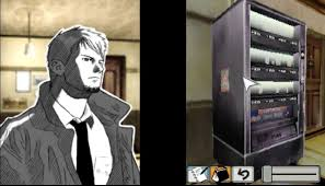 Hotel Dusk Vending Machine Interesting I Got Myself A Hotel Dusk Room 48 LP The Something Awful Forums
