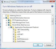 Microsoft IIS 7.0 and later