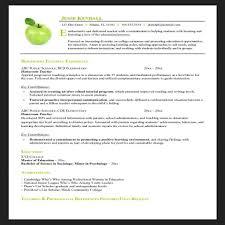 Preschool Resume Objective Objective Preschool Teacher Resume Objective 14