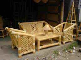 bamboo furniture for the natural home lover — all home design