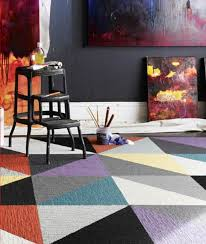 carpet tile design ideas modern. Design Ideas: Modern Living Room Featuring FLOR Carpet Squares Tile Ideas S
