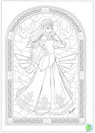 Select from 35418 printable crafts of cartoons, nature, animals, bible and many more. Link And Zelda Coloring Pages Drone Fest