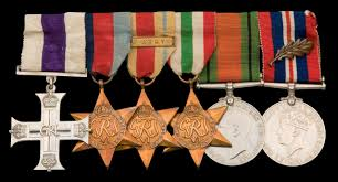 VE Day 75: Medals of Heroism, Service and Sacrifice