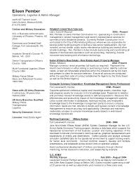 Collection Resume Sample Perfect Resume
