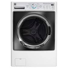who makes kenmore elite. Beautiful Who Kenmore Elite 41002 45 Cu Ft Front Load Combination WasherDryer In White In Who Makes E