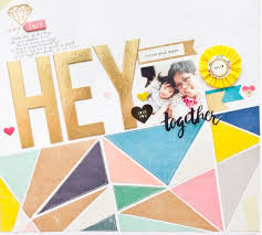 Art Design For Scrapbook Scrapbook Design The Ultimate Guide To Layouts Fonts