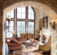 Experience Austin Luxury mediterranean-living-room