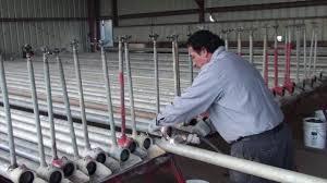 alumunium tubing pipe
