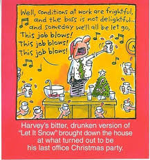 Funny Cartoon Pictures Funny Christmas Pictures » Last Christmas Party