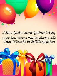 Geburtstagswünsche Für Nichte