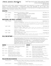 Experience Resume Experience