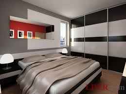 Modern Bedroom For Small Rooms Small Modern Bedroom Luxhotelsinfo