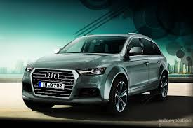 2015 Audi Q7: a New Design Language from Ingolstadt - autoevolution