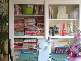 Sewing Room Storage Cabinets Sewing Room Studio Pictures To Pin On Pinterest Pinsdaddy