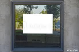 real estate listings blank billboard