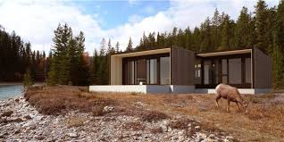 Small Picture Fantastic Flat Pack Prefab Cabins by Form and Forest Inhabitat