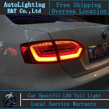 Car Styling Jetta Mk6 Tail Lights 2011 2014 For Vw Jetta Led