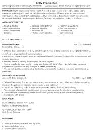 home health aide resume template audiology clinical assistant resume template home health aide