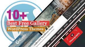 Wordpress Photo Gallery Theme 10 Best Free Gallery Wordpress Themes Accesspress Themes