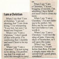 I Am A Christian Quotes Best of 24 Best I Am A Christian Images On Pinterest Christian Quotes