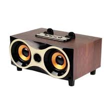 CTXM6 Wooden <b>Retro Bluetooth Wireless</b> Speaker