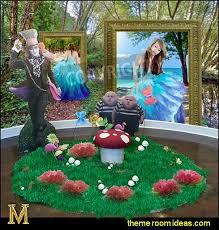 Alice In Wonderland Party Decorating Ideas Alice In Wonderland Theme  Bedrooms