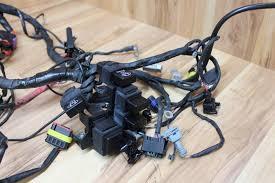 uncut 08 10 ia mana 850 main engine wiring harness motor uncut 08 10 ia mana 850 main engine wiring harness motor wire loom oem 3 3 of 8