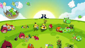 angry birds 3 - #gamer #gaming #xbox #ps4 #geeky ENTER TO WIN-->  joey4si.com/Pin2Win Dream Job Experience with I… | Bird wallpaper, Angry  birds, Angry birds seasons