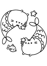 This cat was created in 2010 by claire belton and andrew duff. Free Easy To Print Pusheen Coloring Pages Unicorn Coloring Pages Hello Kitty Colouring Pages Cat Coloring Book