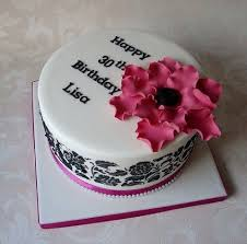 18 Birthday Cake Designs Birthday Cakes Women On Elegant Birthday