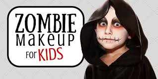 zombie makeup images 1 easy tutorial on how to make