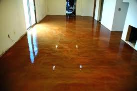 Painting Basement Floor Ideas Custom Inspiration Design