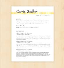 100 Free Creative Resume Template Downloads Charming Resume
