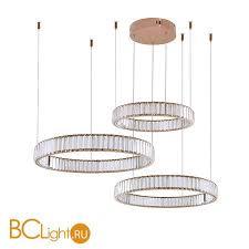 Купить подвесной <b>светильник Newport</b> Rondo <b>15853</b>/<b>S</b> gold с ...
