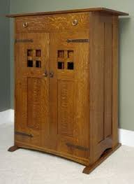 craftsman furniture. my design for this cabinet was based on sketches in making authentic craftsman furniture dover publications a collection of reprinted articles from i