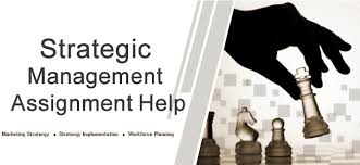 take help of strategic management assignment help and stay confident