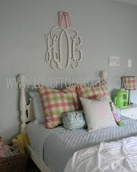 painted 26 wood monogram initials wall decor hanging wooden wall letters wedding office decor painted housewares home decor
