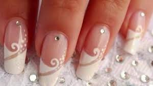 Simple Nail Designs for Short & Long Nails