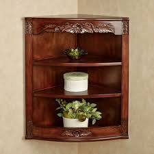 Living Room Wall Cabinets Furniture Wall Curio Cabinet Furniture For Displaying Fancy Ornaments