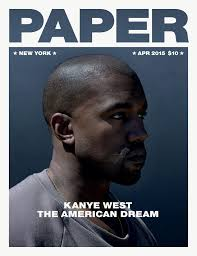 kanye west in his own words papermag