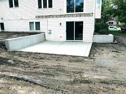 poured concrete wall cost calculator concrete retaining wall costs poured cost per square foot calculator poured