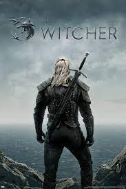 The Witcher - Teaser Poster, Plakat