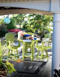 lime green patio furniture. AES Pub-set-lime-green Lime Green Patio Furniture